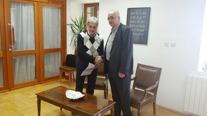 Potpisan ugovor sa izvođačem radova na izgradnji stalnog muzejskog postava Oluja 95