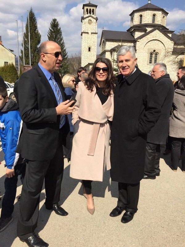 Izaslanstvo Grada Knina na obilježavanju 109. obljetnice patrona župe sv. Josipa u Drvaru
