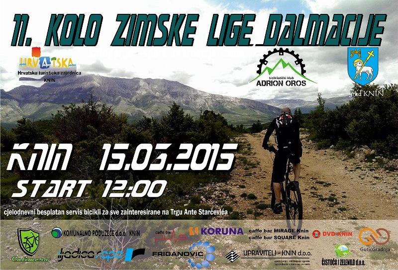 U nedjelju biciklistička utrka na Krčiću