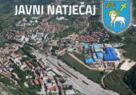 Javni natječaj za prodaju nekretnine u vlasništvu Grada Knina