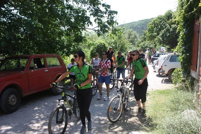 Održana kninska biciklijada