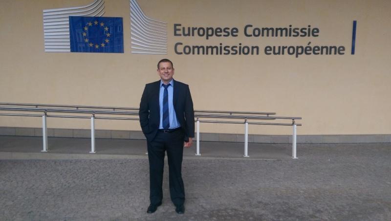 Nikola Blažević u Bruxellesu na seminaru o održivom razvoju i povlaćenju sredstava iz EU fondova