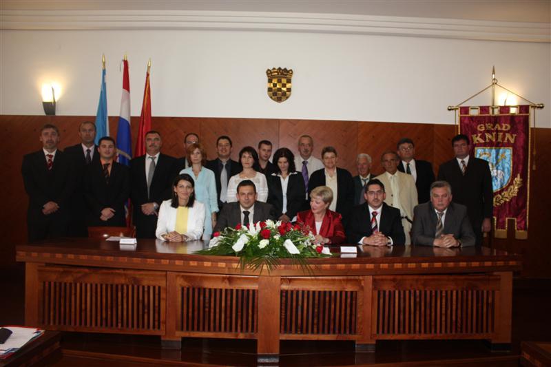 POPIS VIJEĆNIKA GRADSKOG VIJEĆA U MANDATU 2009. - 2013.