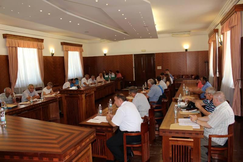 Održana konstituirajuća sjednica Vijeća srpske nacionalne manjine Šibensko-kninske županije