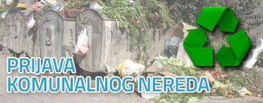 Prijava komunalnog nereda