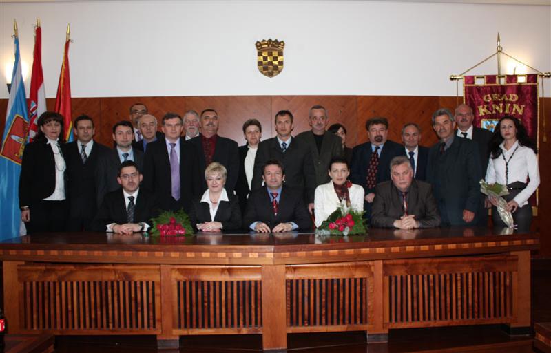 POPIS VIJEĆNIKA GRADSKOG VIJEĆA U MANDATU 2005. - 2009.