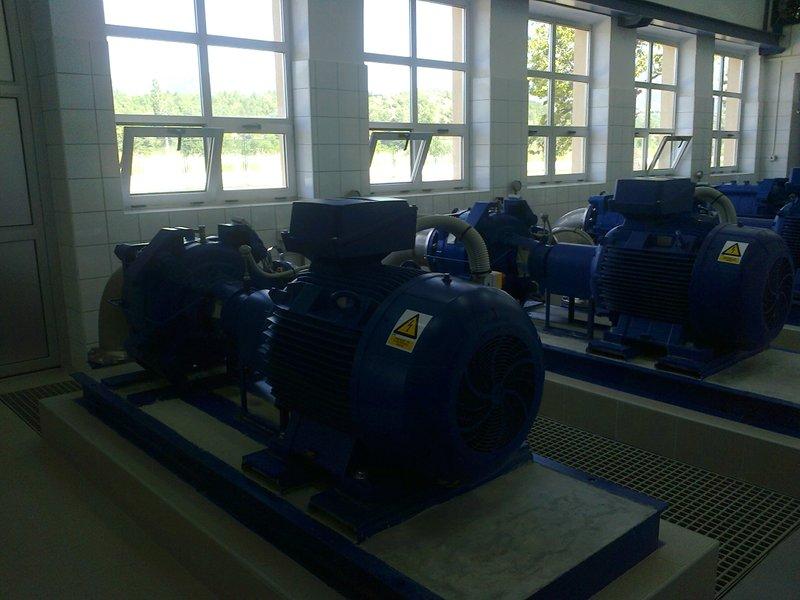 Kvar na vodoopskrbnom sustavu u naselju Medići