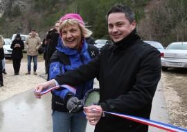 """Otvorena edukativno-interpretativna staza """"Krčić"""""""