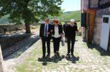 Ministrica rada i mirovinskog sustava dr.sc. Nada Šikić i zamjenik ministrice socijalne politike i mladih Anto Babić u Kninu predstavili program vrijedan 43 milijuna eura