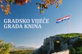 Dnevni red 14. sjednice Gradskog vijeća Grada Knina (24. rujna 2018.)