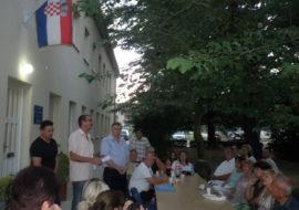 "Održana izložba LIKOVNA KOLONIJA ""Dinara 1995.-Knin 2016."""