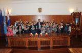 Posjet učenika Osnovne škole Domovinske zahvalnosti Gradskoj upravi Grada Knina