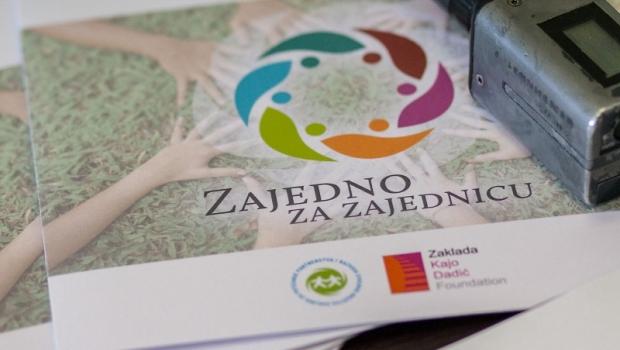 """Javni Natječaj za financiranje projekata iz sredstava Filantropskog fonda """"Zajedno za zajednicu"""""""