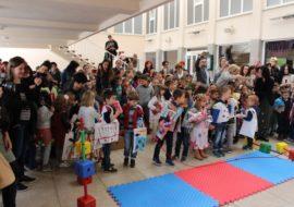 Djeca obilježila Dan planeta zemlje