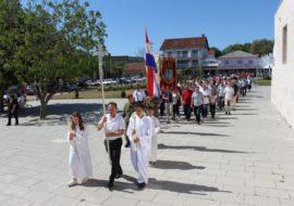 Svečano proslavljen Dan grada i blagdan sv. Ante