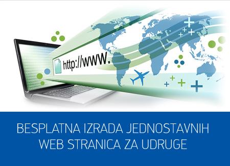 LokalnaHrvatska.hr Knin Besplatna izrada web stranica za udruge