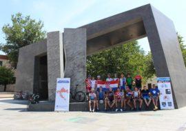 Memorijalni biciklistički ultramaraton Vukovar-Knin-Dubrovnik