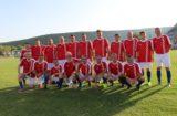 Revijalna nogometna utakmica između Hrvatskih branitelja i dužnosnika