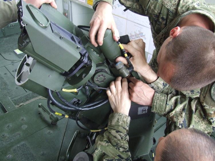 Obavijest o vojnoj aktivnosti na poligonu Crvena zemlja