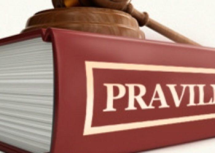 Pravilnik o izmjeni pravilnika o radu  službenika i namještenika upravnih tijela Grada Knina