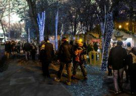 Svečano paljenje blagdanske rasvjete
