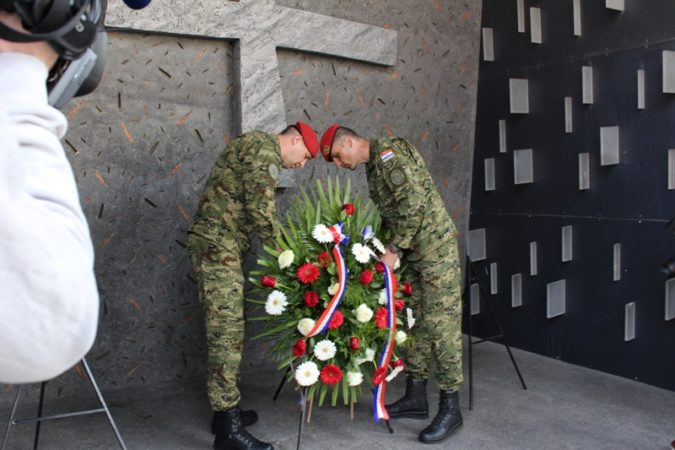 Svečano obilježena 11. obljetnica ustrojavanja Gardijske mehanizirane brigade HKoV