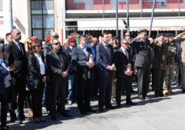 Održana svečanost obilježavanja 26. obljetnice osnutka HVO-a