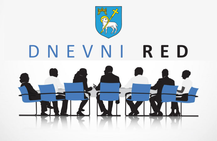 Objavljen dnevni red 11. sjednice Gradskog vijeća Grada Knina