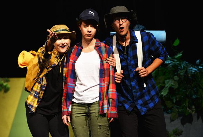 """Eko-predstava za djecu – """"Lara u svijetu životinja"""" u sklopu međunarodnog dana obitelji"""