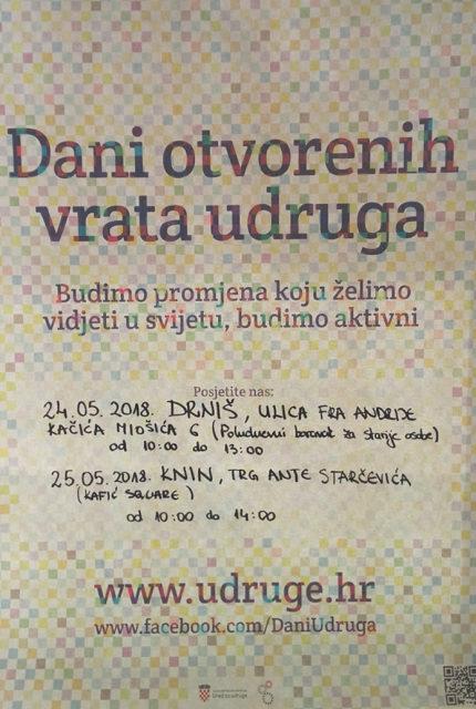 LokalnaHrvatska.hr Knin Dani otvorenih vrata 2018 – Sajam udruga