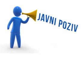 JAVNI  POZIV za financiranje programa/projekata javnih potreba udruga civilnog društva Grada Knina za 2018. godinu