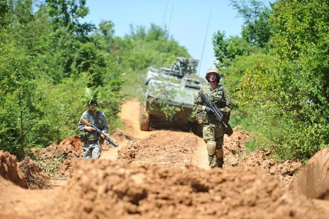 Dopuna Obavijesti o zabrani i ograničenju kretanja na vojnom poligonu Crvena zemlja za srpanj 2018. godine