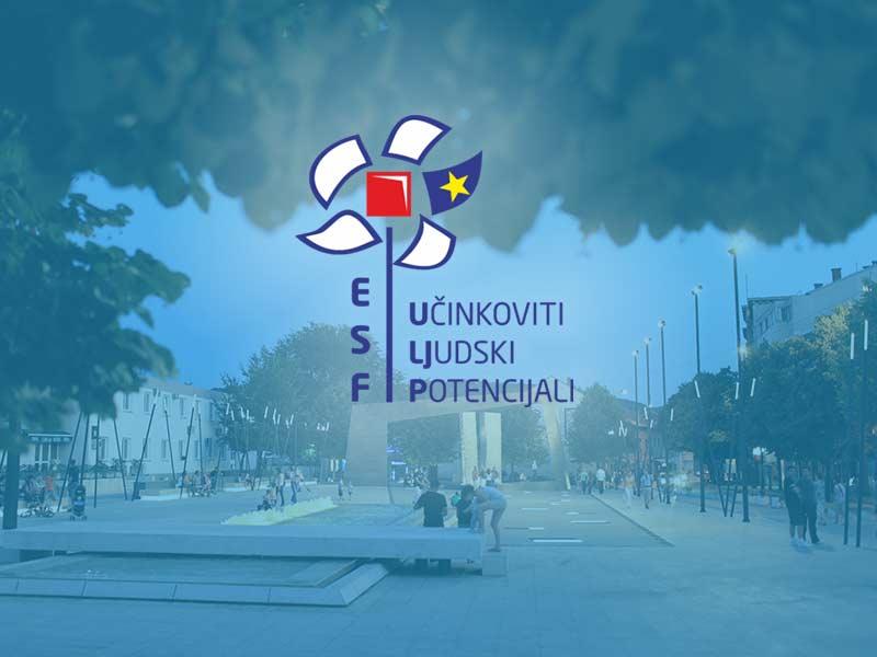 """Objavljen Poziv na dostavu projektnih prijedloga (PDP) """"Razvoj i provedba programa za socijalnu koheziju i povećanje zaposlenosti u gradovima…"""