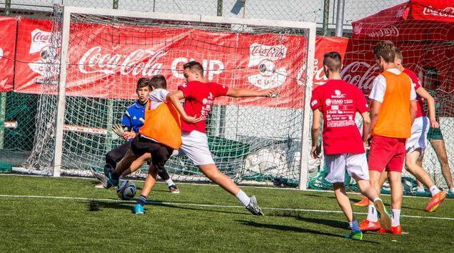 Velika državna završnica Plazma Sportskih igara mladih započinje finalom Coca-Cola Cup 2018.