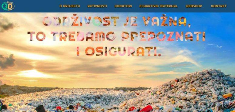 RePlast 3D dobio novu web-stranicu