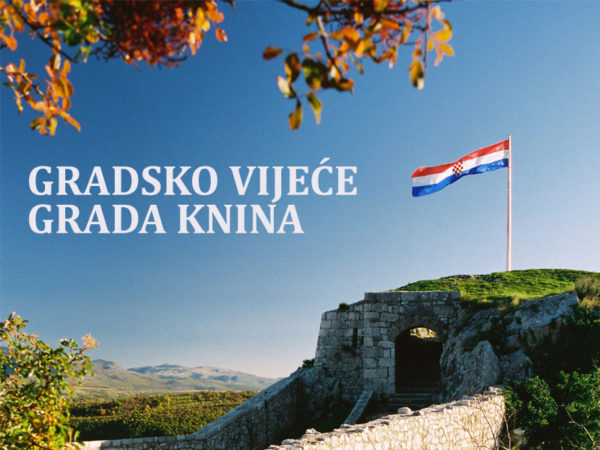 Dopuna dnevnog reda za 17. sjednicu Gradskog vijeća Grada Knina (14. prosinca 2018.)