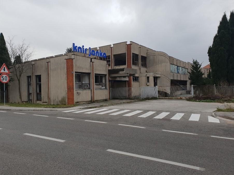 Grad Knin potpisao Ugovor o kupovini objekta nekadašnje tvornice Kninjanka