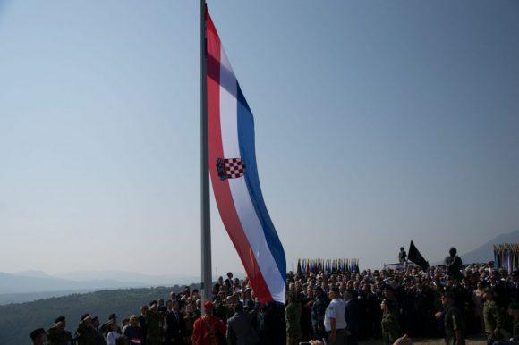 """Čestitka gradonačelnika """"Upućujem Vam iskrene čestitke u povodu Dana neovisnosti Republike Hrvatske!"""""""