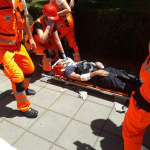 Održana vježba evakuacije i spašavanja u prostorijama Gradske Uprave