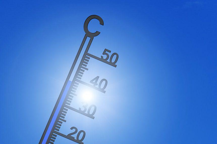 Upozorenje DHMZa na ekstremno visoke temperature