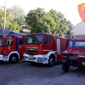 Javni natječaj za izbor zapovjednika JVPa Grada Knina