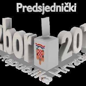 Izbori za Predsjednika RH – popis biračkih mjesta